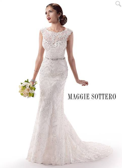 Bridal shop in ballymena wedded bliss for Maggie sottero ireland wedding dress